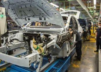 Τα τελευταία 15 χρόνια η κατανάλωση ενέργειας ανά παραγόμενο αυτοκίνητο μειώθηκε κατά 16,7%