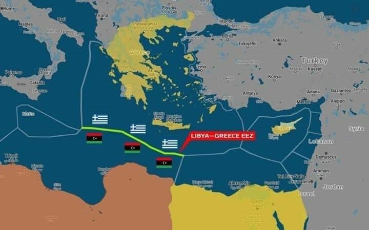 Το Τουρκολυβικό Σύμφωνο και η ενεργή Ελληνική εξωτερική πολιτική