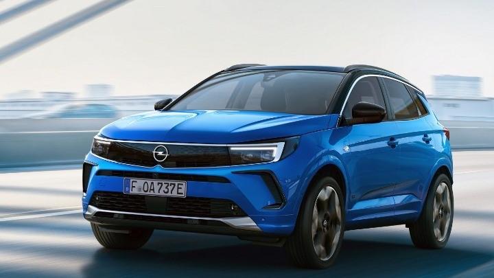 Το Νέο Opel Grandland Διαθέτει Τολμηρή Σχεδίαση, Ψηφιακό Πίνακα Οργάνων Και Υψηλή Τεχνολογία