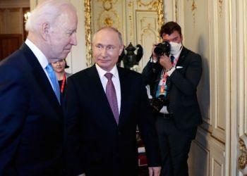 Τζο Μπάιντεν: Κανείς δεν θέλει έναν νέο Ψυχρό Πόλεμο