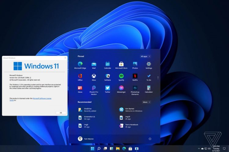 Windows 11: Επίσημα αποκαλυπτήρια για το νέο λειτουργικό της Microsoft