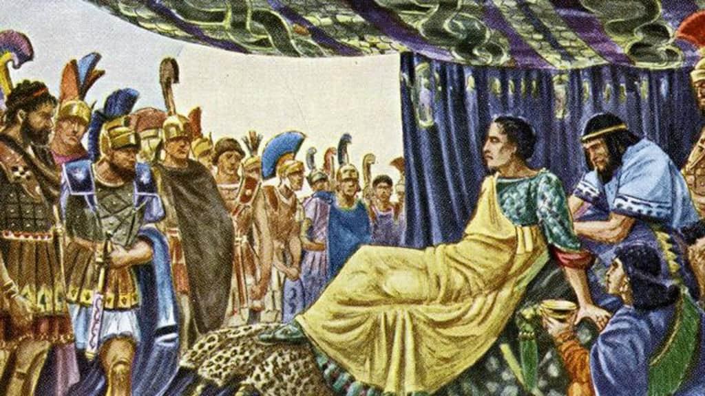 Αλέξανδρος ο Μέγας, μια από τις σημαντικότερες μορφές της παγκόσμιας ιστορίας