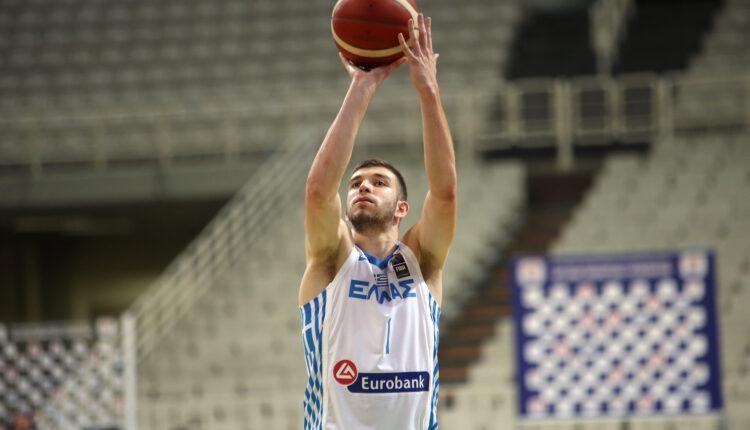 Απέσυρε Την Συμμετοχή Του Από Το Νβα Draft O Νίκος Ρογκαβόπουλος Λόγω Κορονοϊού.