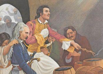 Από Τις Ιστορικές Πηγές Για Τη Δράση Του Γεωργάκη Ολυμπίου