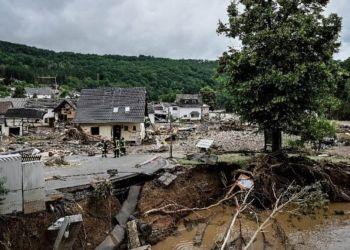 Γερμανία: Τους 180 Έφτασαν Οι Νεκροί Από Τις Πλημμύρες