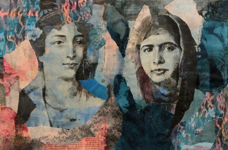 Η Έκθεση «La Bella Greca Ή Ό,Τι Απέμεινε» Ακολουθεί Τους Δρόμους Της Ζωής Και Της Δράσης Της Μαντώς Μαυρογένους.