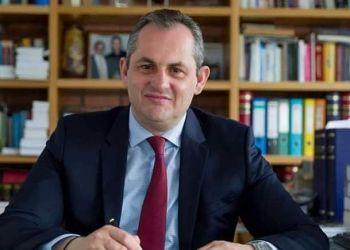 Θανάσης Λιακόπουλος: Συγχαρητήριο μήνυμα για τις Πανελλήνιες εξετάσεις