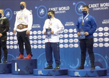 Θερμά Τους Συγχαρητήρια Στον Αθλητή Του Γασ Ολύμπιοι, Ραφαήλ Γκίρνη