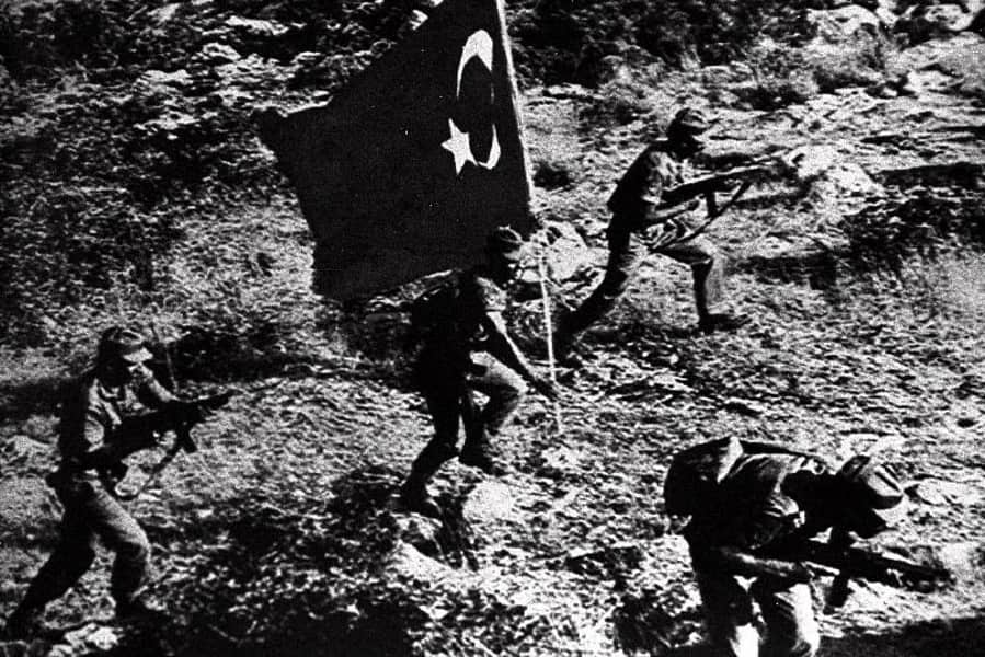 Κύπρος: 20 Ιουλίου 1974 – 47 χρόνια από την τουρκική εισβολή