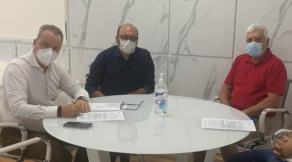Μνημόνιο συνεργασίας υπέγραψε ο δήμαρχος Κατερίνης