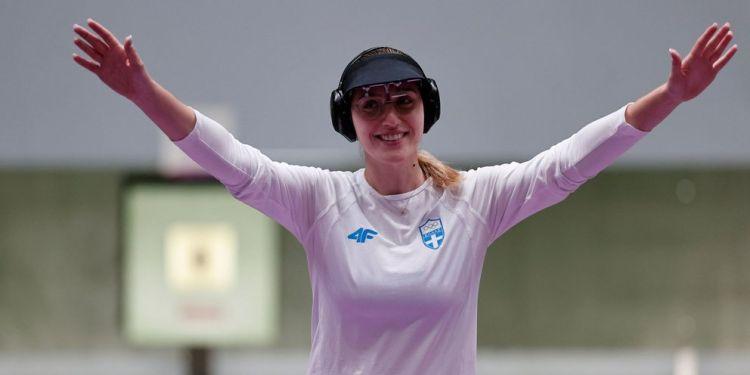 Ολυμπιακοί Αγώνες 2020: 6Η Η Άννα Κορακάκη Στα 25Μ Σπορ Πιστόλι