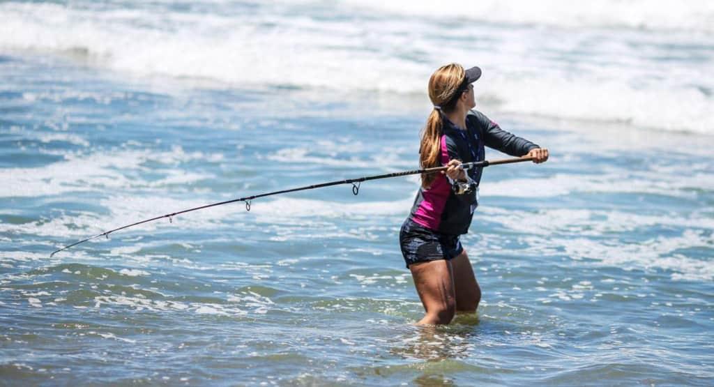 Ολυμπιακό άθλημα το ψάρεμα