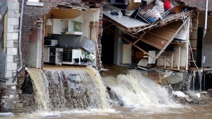 Περισσότερες πλημμύρες και περισσότερες ξηρασίες