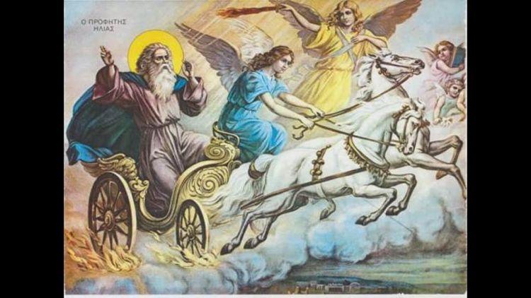 Προφήτης Ηλίας Ο Μέγιστος Των Προφητών