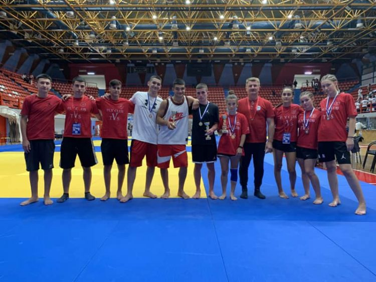 Πρωταθλητής Ελλάδας Αναδείχθηκε Το Αθλητικό Σωματείο Sakura Κατερίνης Στο Πανελλήνιο Πρωταθλήμα Τζούντο Στην Λάρισα.