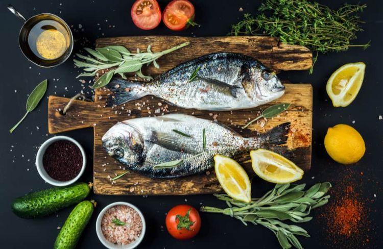 Τα έξι πιο υγιεινά ψάρια του καλοκαιρινού μενού