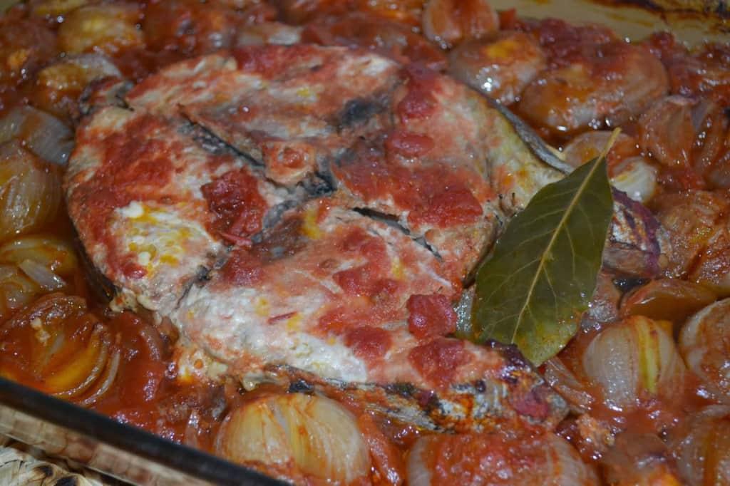 Τι θα φάμε σήμερα – ξιφίας φιλέτο στο φούρνο