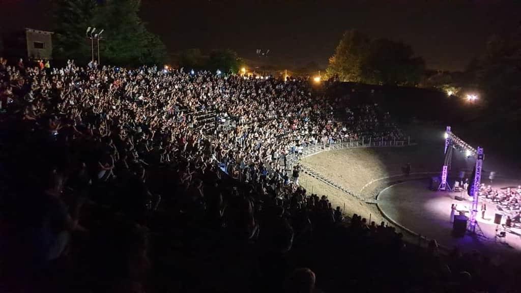 50 χρόνια κλείνει το Φεστιβάλ Ολύμπου