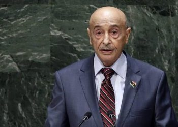 Ακιλα Σαλεχ: Να Φύγουν Όλα Τα Ξένα Στρατεύματα Από Τη Λιβύη