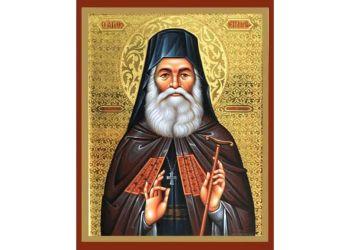 Ο Άγιος Ιερώνυμος ο Σιμωνοπετρίτης