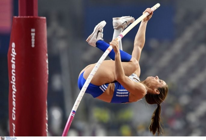 Ολυμπιακοί Αγώνες 2021: Σημαιοφόροι Πετρούνιας, Κορακάκη
