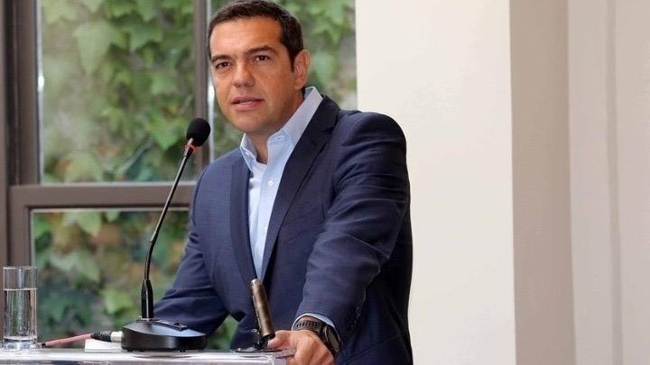Στη Βόρεια Μακεδονία ο Αλέξης Τσίπρας για το 1ο Φόρουμ Διαλόγου των Πρεσπών