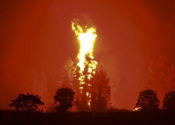 Αύξηση 26% των πυρκαγιών και 450% της καμένης έκτασης στην Ελλάδα, φέτος