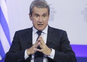Α. Λοβέρδος: Απαγόρευσαν στον πρόεδρο της ΠΟΕ την είσοδο στην Τουρκία, λόγω δηλώσεών του για τη Γενοκτονία των Ποντίων