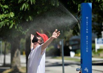 Καύσωνας: Πάνω από τους 46 βαθμούς ο υδράργυρος τη Δευτέρα
