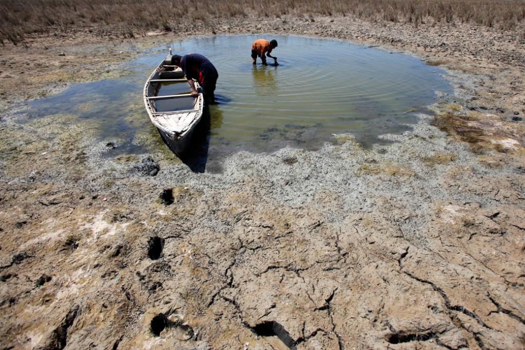 Κλιματική αλλαγή και Ανατολική Μεσόγειος