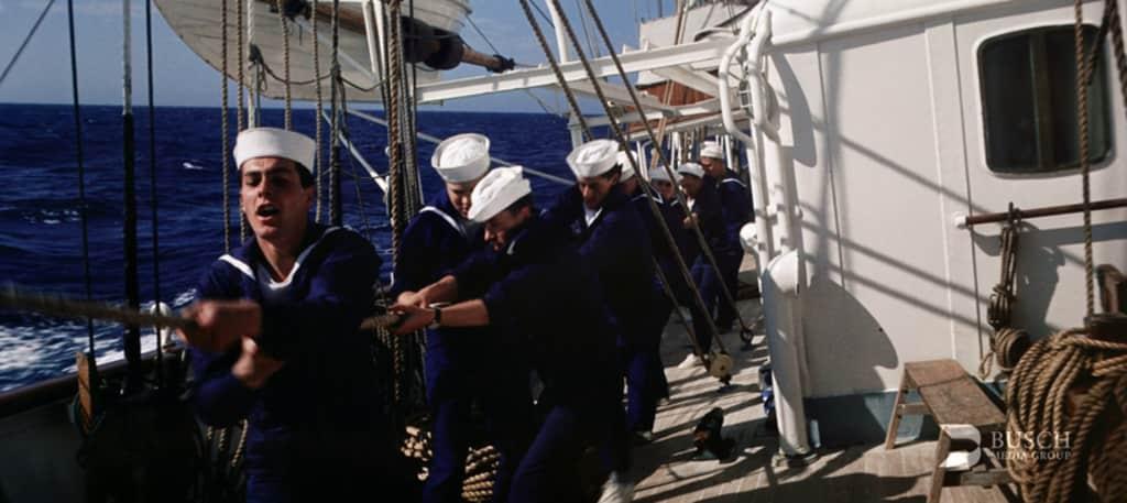 «Κρουαζιέρα στη Μεσόγειο» της δεκαετίας του '60, τον δεκαπενταύγουστο στην ΕΡΤ3