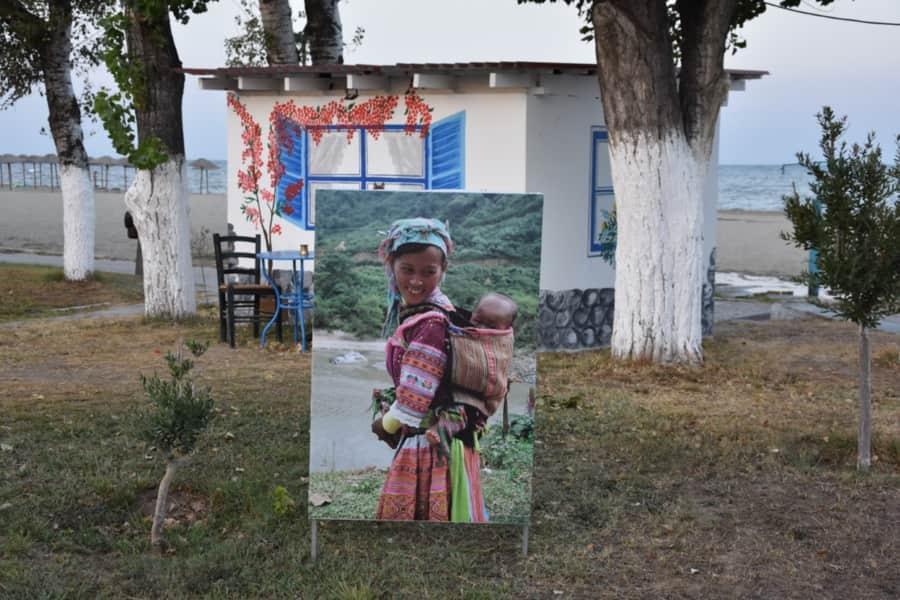 «Μάνες του κόσμου» στην Ολυμπιακή Ακτή