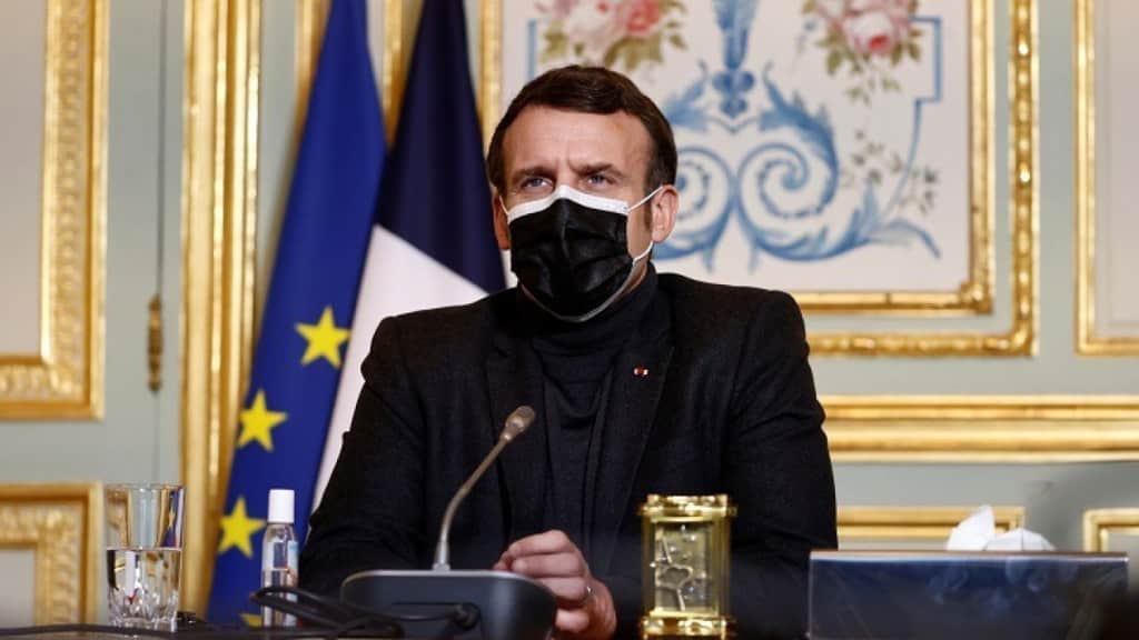 Μήνυμα Μακρόν: Η Γαλλία στο πλευρό της Ελλάδας