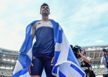 Μίλτος Τεντόγλου: Χρυσός Ολυμπιονίκης Στο Μήκος Με Τελευταίο Άλμα Στα 8,41