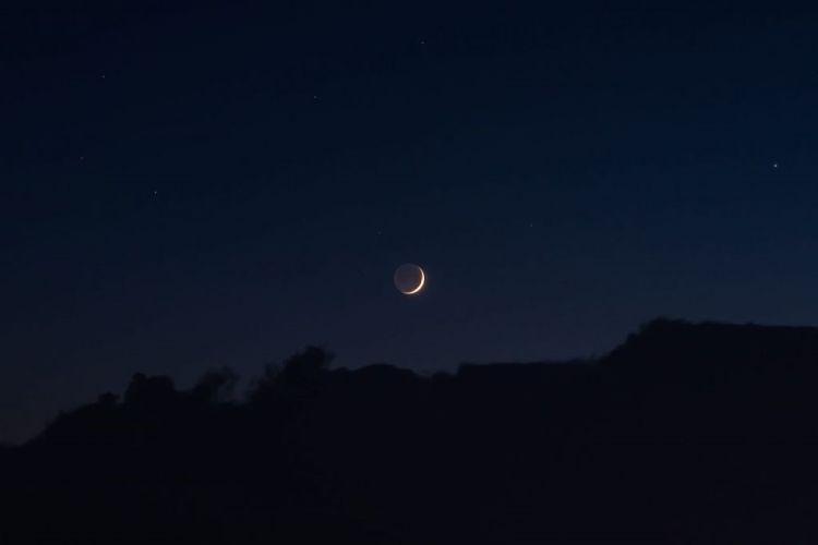 Νέα Σελήνη του Αυγούστου