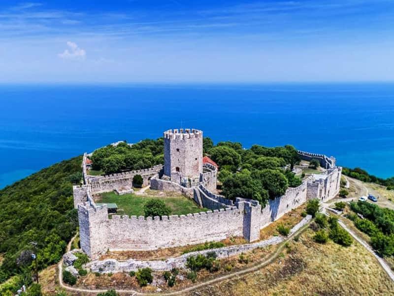 Ξενάγηση στο Κάστρο του Πλαταμώνα