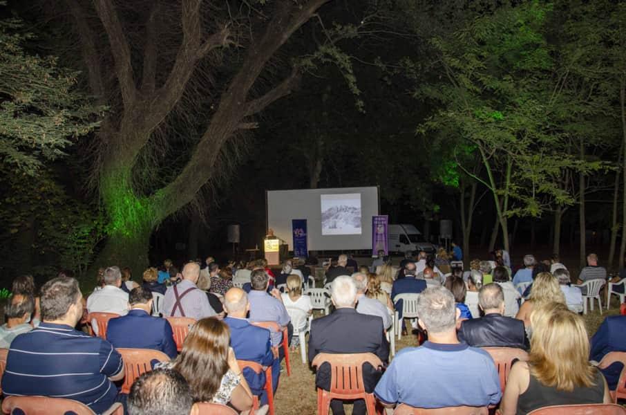 Οι Αρχαιολογικές Ομιλίες στο Φεστιβάλ Ολύμπου