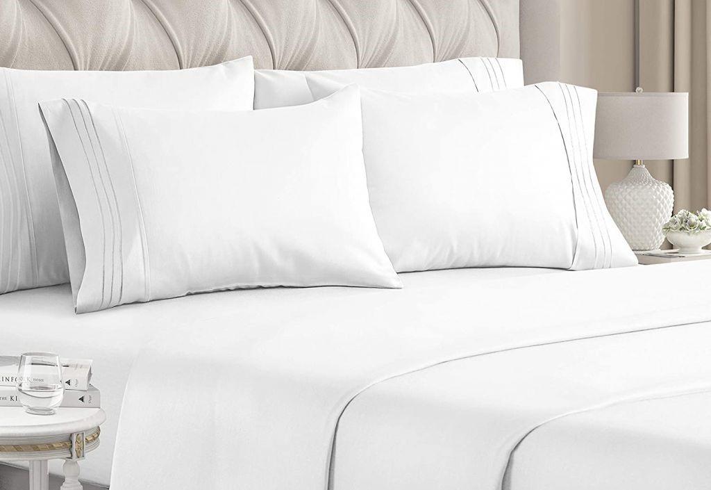 Ο λόγος που τα ξενοδοχεία έχουν πάντα λευκά σεντόνια
