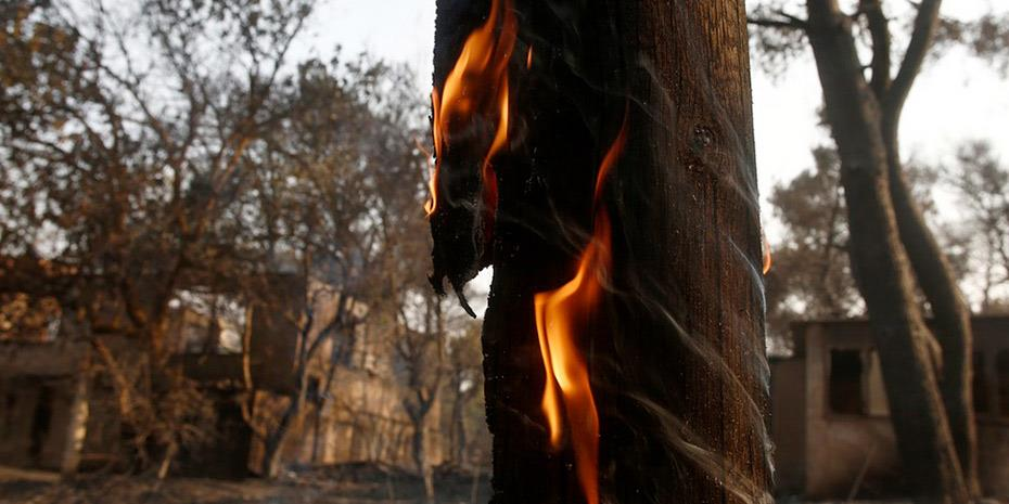 Πυρκαγιές: Όλα τα μέτρα στήριξης των πυρόπληκτων