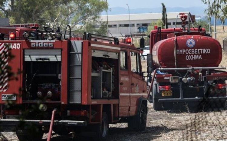 Σε ετοιμότητα ο μηχανισμός Πολιτικής Προστασίας του Δήμου Δίου Ολύμπου για την αντιμετώπιση πυρκαγιών