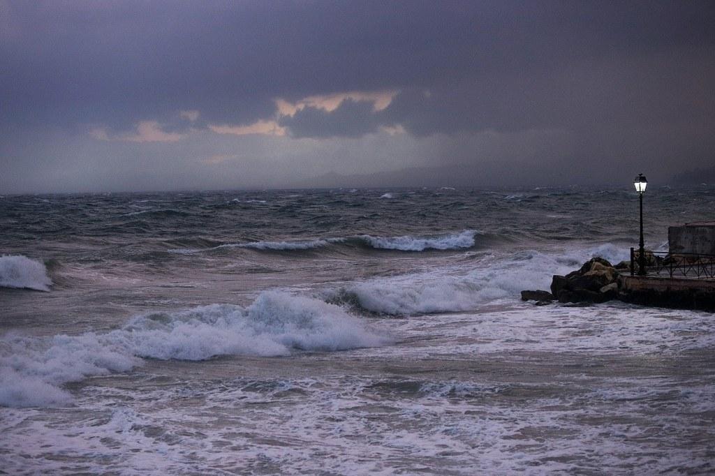 Στο εξής θα ζούμε πλημμύρες, θυελλώδεις ανέμους, ακραίες καταστάσεις