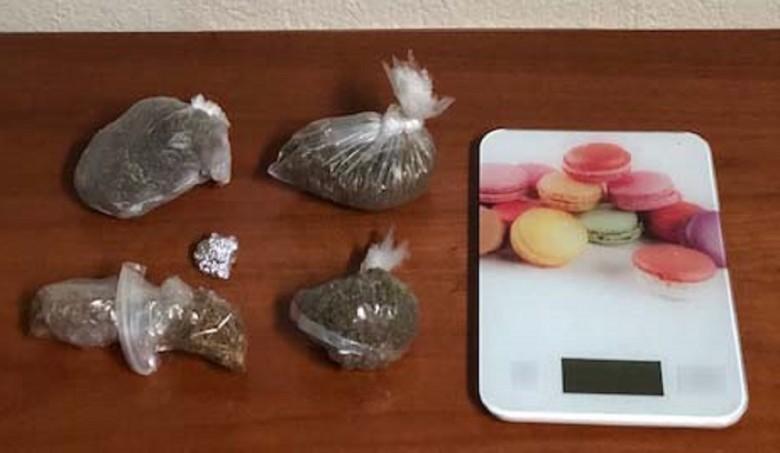 Σύλληψη στην Κατερίνη για ναρκωτικά