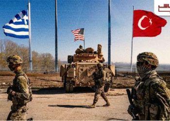 Τούρκικο δημοσίευμα: Γιατί οι Ηνωμένες Πολιτείες συγκεντρώνουν δυνάμεις στα τουρκοελληνικά σύνορα;