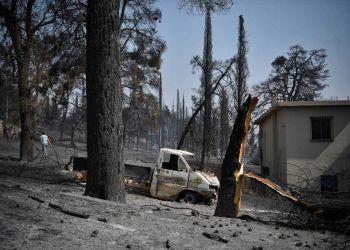Φωτιές: Τα μέτρα στήριξης των πυρόπληκτων νοικοκυριών και επιχειρήσεων