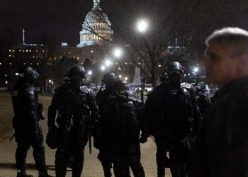 4η αυτοκτονία αστυνομικού που είχε κληθεί να αντιμετωπίσει την έφοδο στο Καπιτώλιο
