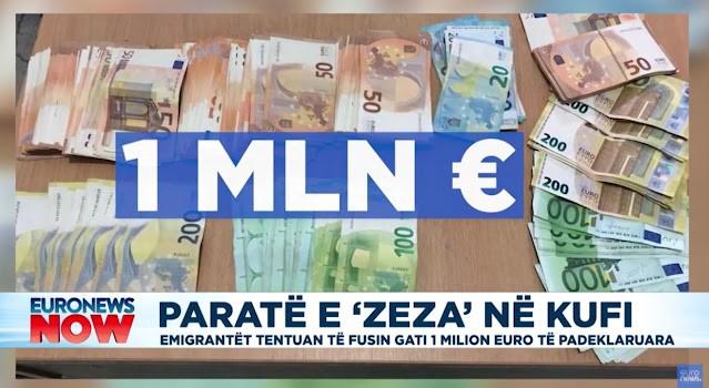 Αλβανία: Οι μετανάστες εισάγουν παράνομα εκατομμύρια ευρώ στη χώρα