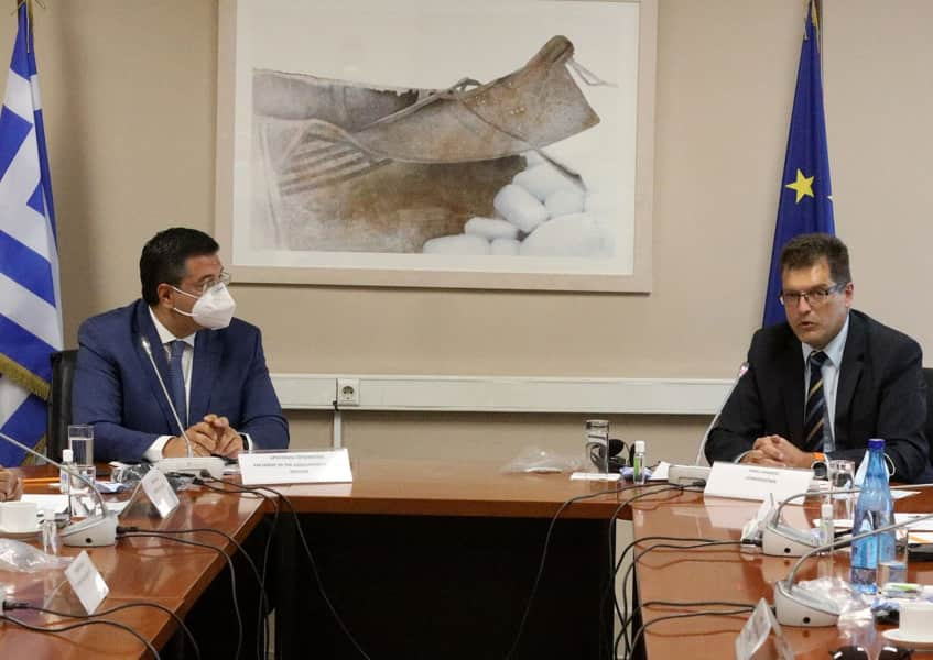 Αναγκαία η συνεργασία ΕΕ, Εθνικών Κυβερνήσεων και Αυτοδιοίκησης για την αντιμετώπιση των φυσικών καταστροφών