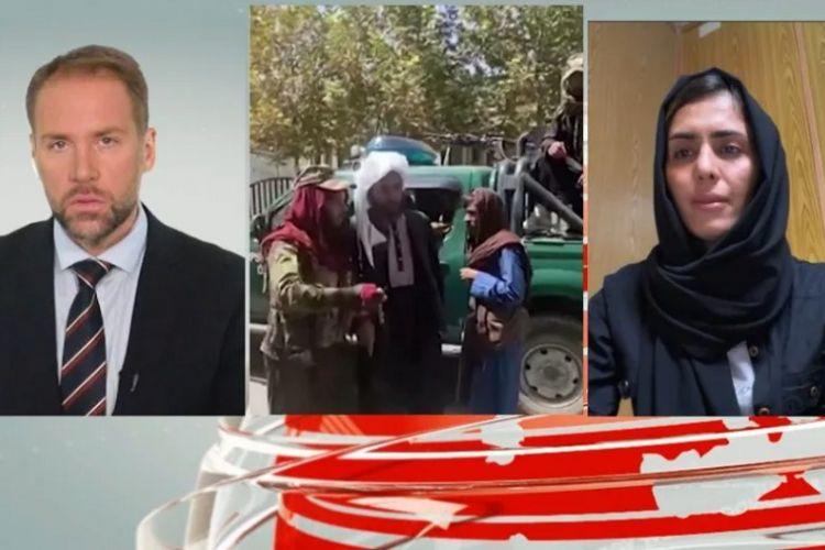 Αποκλειστική συνέντευξη της Κριστάλ Μπαγιάτ, γυναίκας – σύμβολο της αντίστασης κατά των Ταλιμπάν