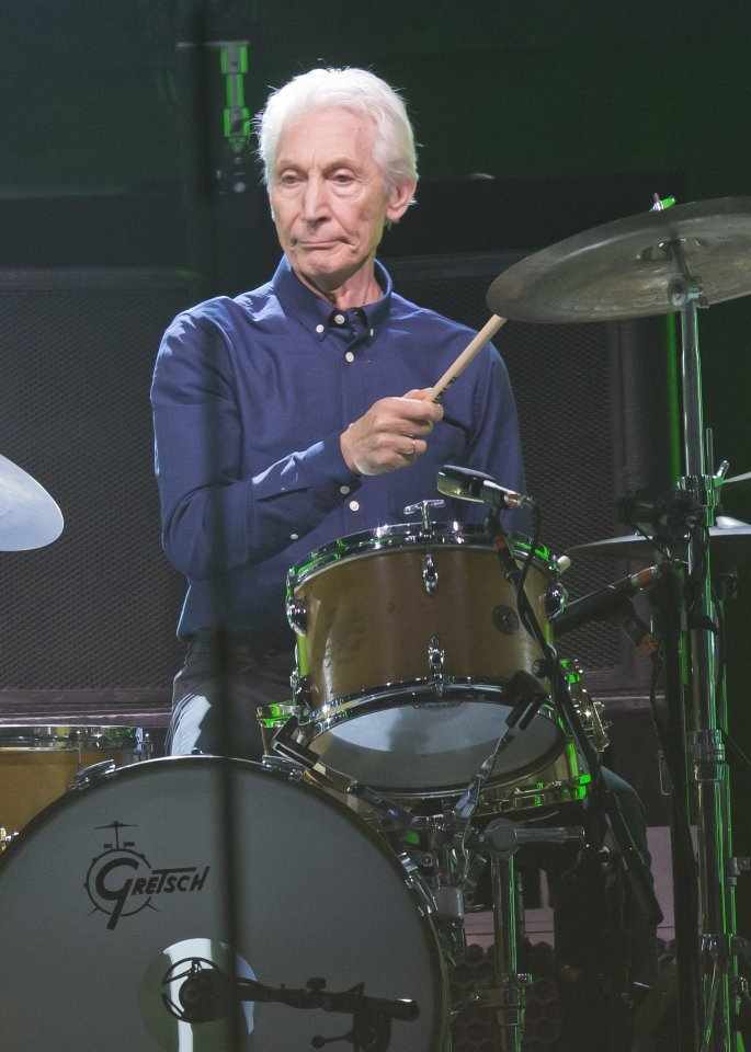Charlie Watts: Έφυγε από τη ζωή ντράμερ των Rolling Stones