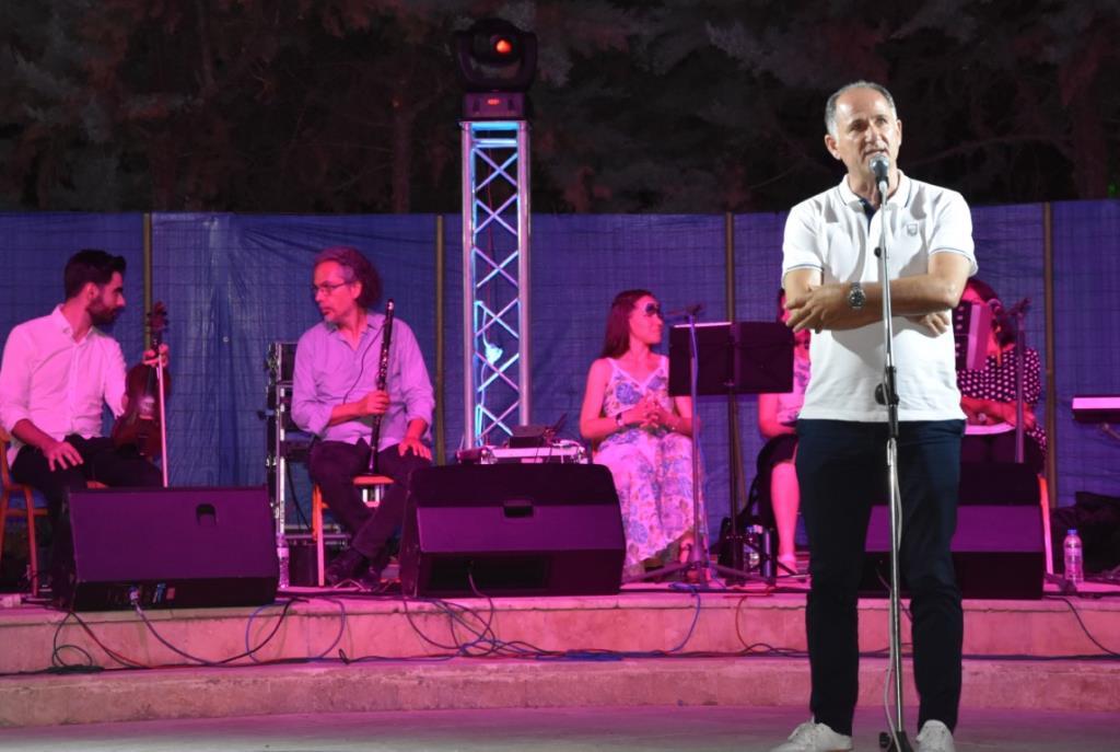 Μουσικό παραδοσιακό σεργιάνι με τους Μελωδούς της Παράδοσης